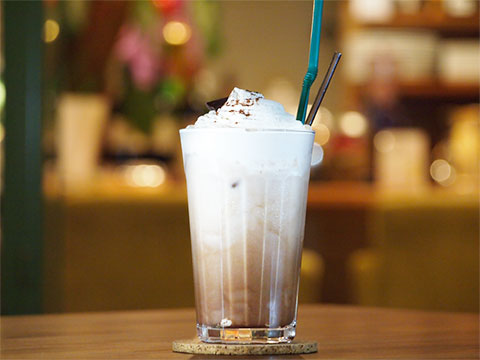 コーヒーモコア